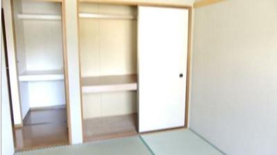 【和室】ソレイユ壱番館