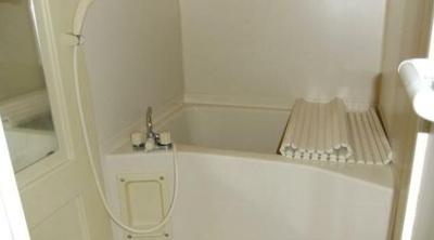 【浴室】ソレイユ壱番館