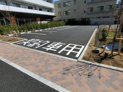 【駐車場】桜森スクエア3