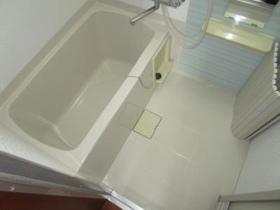 【浴室】フジ・グリーンマンション