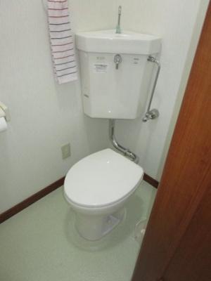 【トイレ】フジ・グリーンマンション