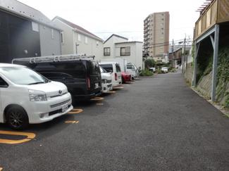 千葉市中央区登戸 土地 千葉駅 現況、時間貸し駐車場です!