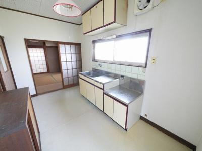 【キッチン】北山荘