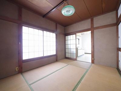 【寝室】北山荘