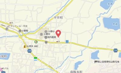 【地図】ラ・メゾン和