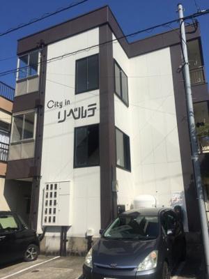 【外観】City in リベルテ