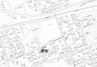 【地図】留辺蘂町旭西 中古戸建