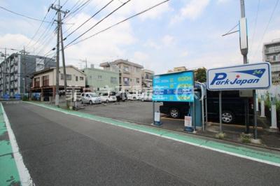 【外観】元横山駐車場