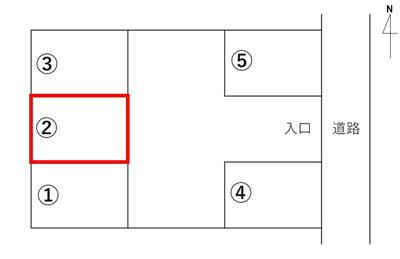 【外観】百石町 サンプラザ駐車場