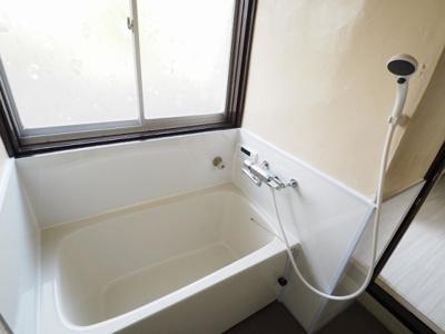 【浴室】つつじが丘貸家