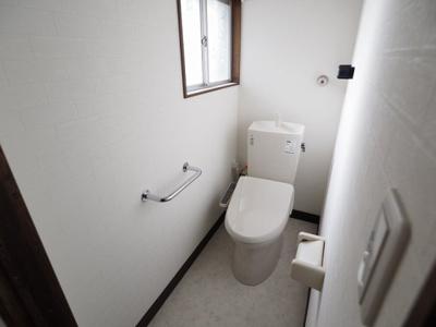 【トイレ】つつじが丘貸家