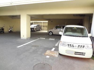 【駐車場】アイケンハイツ・