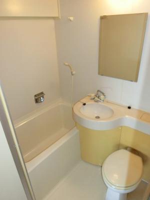 【浴室】夏井ケ浜リゾートマンション