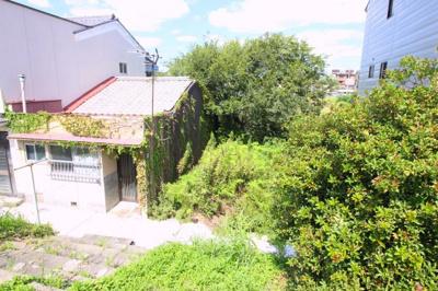【外観】伏見区景勝町 注文建築 建築条件なし 土地