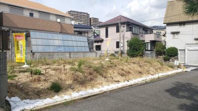 【外観】神戸市垂水区舞子台3丁目 土地 2区画