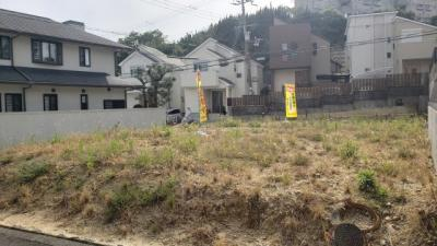 【その他】神戸市垂水区舞子台3丁目 土地 2区画