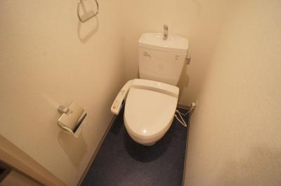 【トイレ】ミュプレ北浜