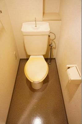 【トイレ】グランドゥール島之内
