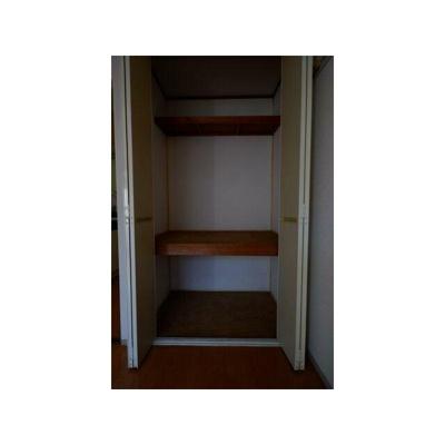 アンビション院内の室内洗濯機置き場
