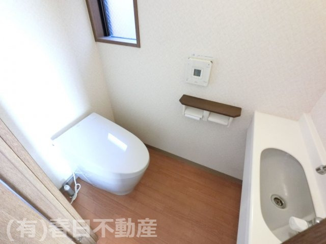 ウォシュレット一体型トイレ(2010年7月交換済)