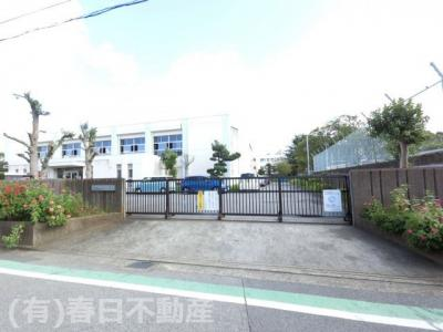磯辺第三小学校まで徒歩5分(約390m)