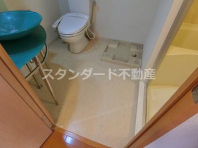 【洗面所】プラ・ディオ天満セレニテ