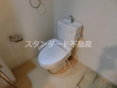 【トイレ】プラ・ディオ天満セレニテ