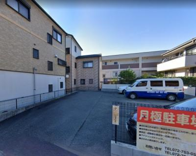 【外観】建石町月極駐車場