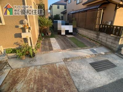【駐車場】加古郡播磨町 中古戸建