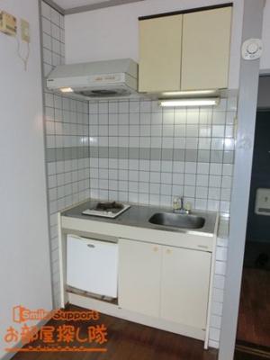 【キッチン】コーポラスVB