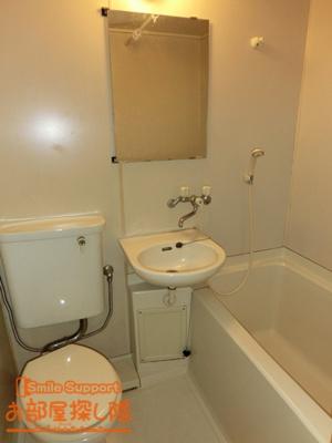 【浴室】コーポラスVB