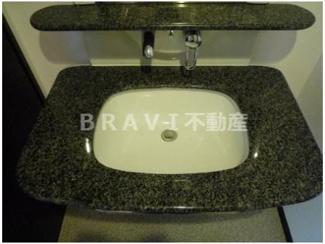 【ラフォーレ島之内Ⅰ】可愛い洗面台