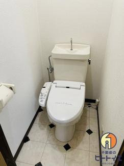 【トイレ】サンハイツヨコオ2