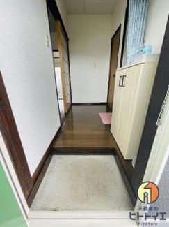【玄関】サンハイツヨコオ2