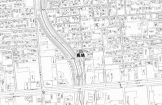 【地図】西富町2丁目 中古戸建