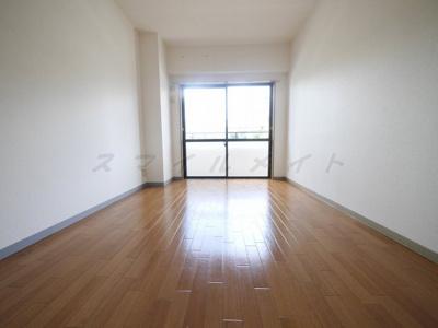 6帖の寝室です。