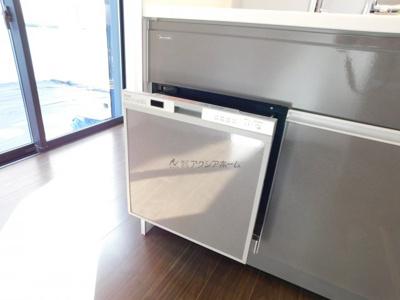食洗器付きキッチン