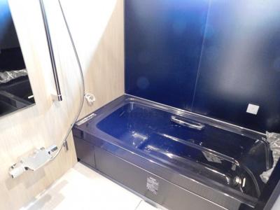 設備仕様が充実した浴室