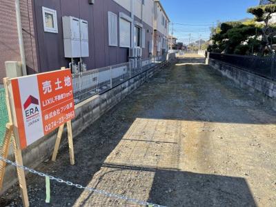 【外観】高崎市新町の土地