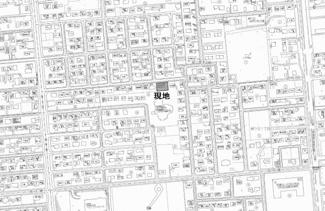 【地図】緑ヶ丘1丁目 中古戸建