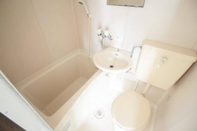 【浴室】カーサ八戸ノ里