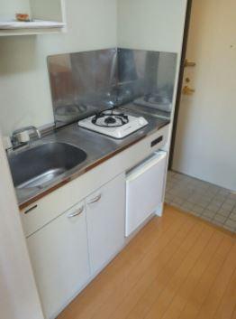 【キッチン】サンパレス稲荷町