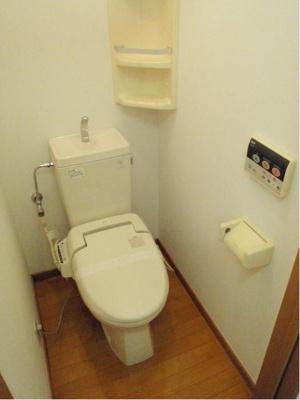 シャワー付きトイレ★