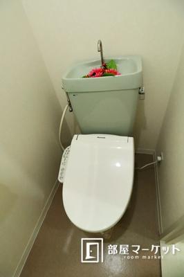 【トイレ】イーストガーデンバラ館