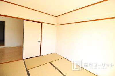 【寝室】イーストガーデンバラ館