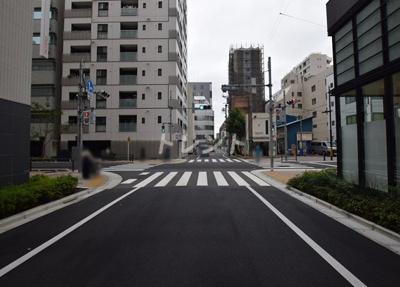 【周辺】パークホームズ日本橋橘町