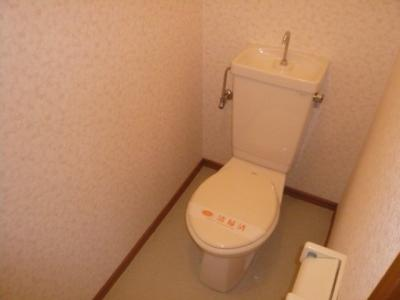【トイレ】シティハイツ山口