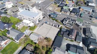 【前面道路含む現地写真】日置市東市来町湯田 2区画分譲