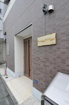 【エントランス】Terrace Asakusa