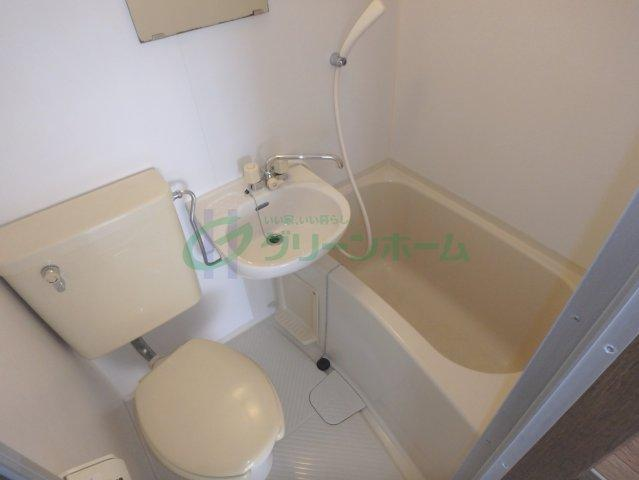 【浴室】シンケビルⅠ